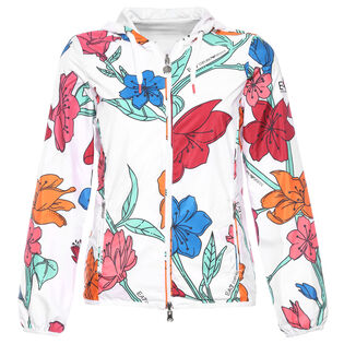 Women's Floral Reversible Jacket