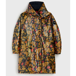 Women's Reversible Insulated Rain Coat