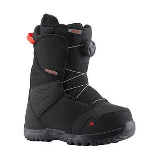 Juniors' [4-7] Zipline Boa® Snowboard Boot