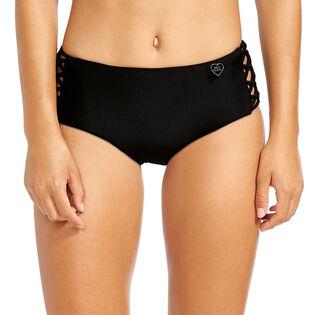 Women's Smoothies Retro Bikini Bottom
