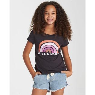Junior Girls' [7-14] Rainbow Love T-Shirt
