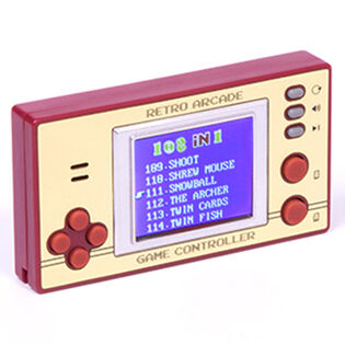 Retro Arcade Game Controller
