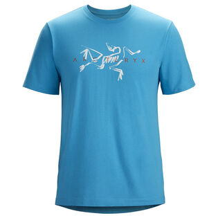 T-shirt Finger Paint pour hommes