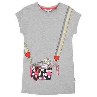 Girls' [4-5] Daisy Purse Dress