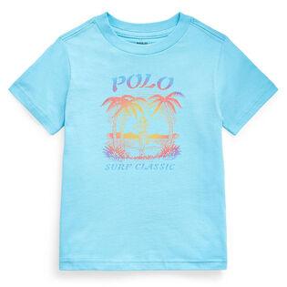 T-shirt à motif en jersey de coton pour garçons [5-7]