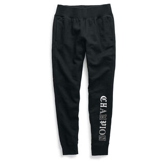 Women's Reverse Weave® Old English Jogger Pant