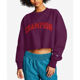 Women's Reverse Weave® Vintage Crop Sweatshirt