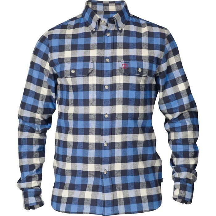 Chemise carrelée Skog pour hommes