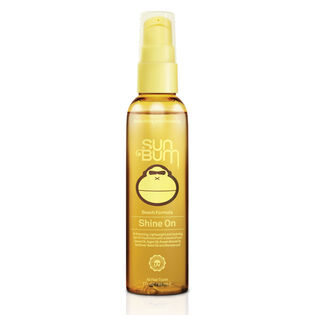 Beach Formula Shine On Oil Hair Treatment
