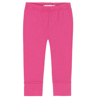 Baby Girls' [6-24M] Cuffed Legging