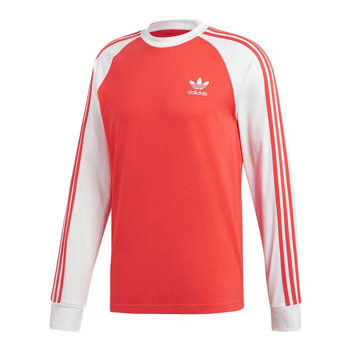 6db3f0d68 Men s 3-Stripes Long Sleeve T-Shirt