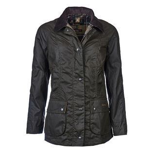 Women's Waxed Beadnell Jacket