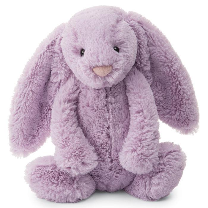 Bashful Lilac Bunny (12