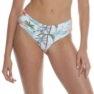 Women's Azur Hazel Boyleg Bikini Bottom