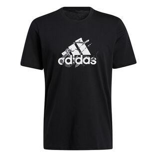 Men's Reverse Retro Aero 3-Stripes Graphic T-Shirt