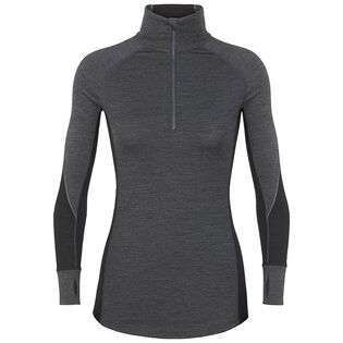 Women's Zone Long Sleeeve Half-Zip Top