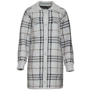 Veste-chemise en tricot Stanley pour femmes