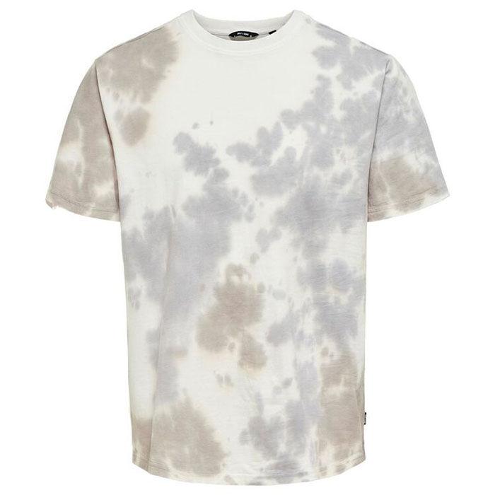 Men's Tie-Dye Organic Cotton T-Shirt