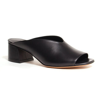Women's Cachet Leather Slide Mule