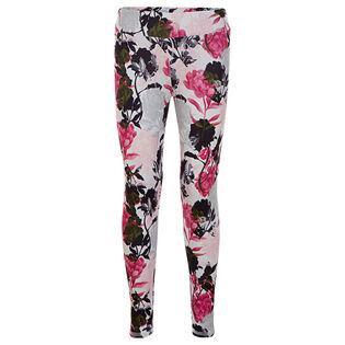 Junior Girls' [7-16] Floral Print Legging
