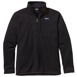Men's Better Sweater® 1/4-Zip Fleece Top