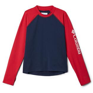 Junior Boys' [6-16] Sandy Shores™ Long Sleeve Rashguard