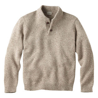 Men's Classic Ragg Wool Sweater