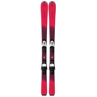 Juniors' Vantage Girl X 130-150 Ski + C 5 GW Binding [2020]
