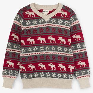 Boys' [2-6] Fair Isle Sweater