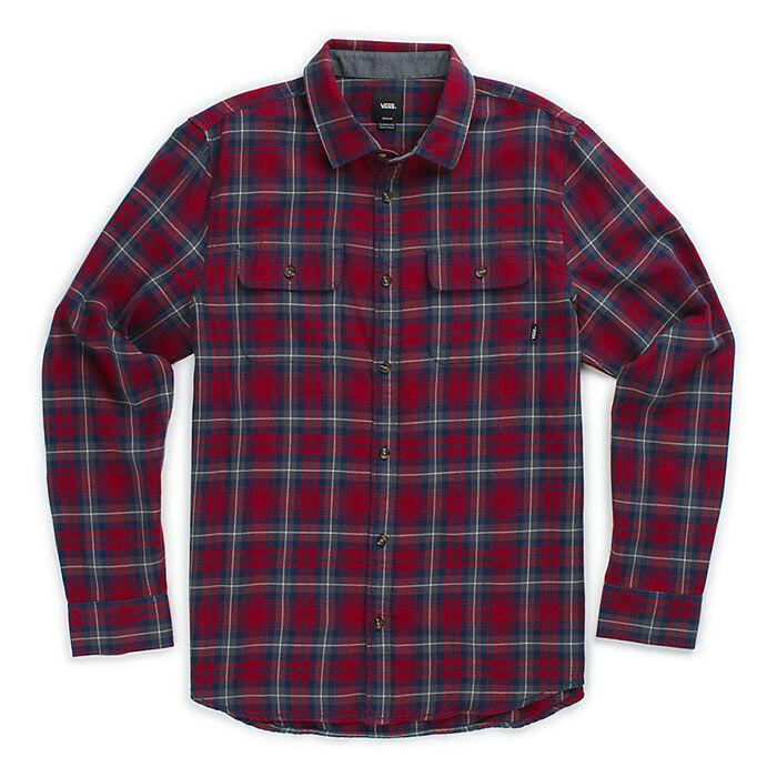 Chemise en flanelle Sycamore pour garçons juniors [8-16]