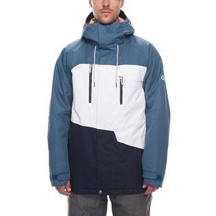 Men's Geo Insulated Jacket