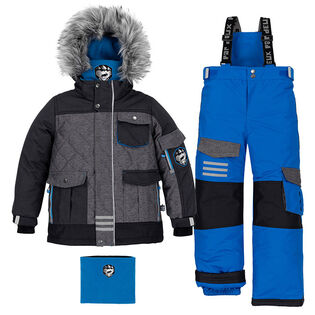 Boys' [2-6] Skiing In Courchevel Two-Piece Snowsuit
