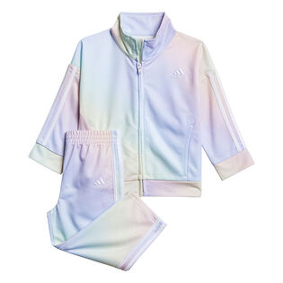 Baby Girls' [3-24M] Iridescent Two-Piece Tracksuit