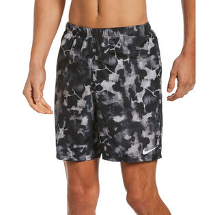 "Men's Cloud Dye 7"" Packable Volley Swim Trunk"