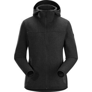 Veste Covert à capuchon pour femmes