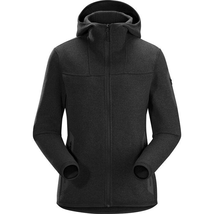 Veste Covert à capuchon pour femmes (couleurs des saisons précédentes en solde)