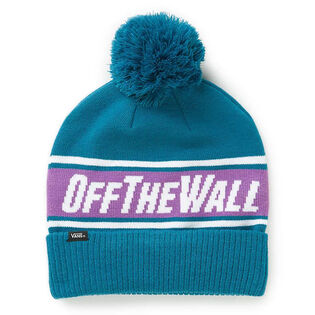 Men's Off The Wall Pom Beanie