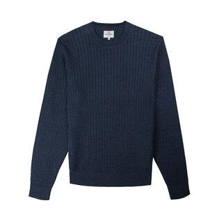 Men's Mouline Crew Sweater