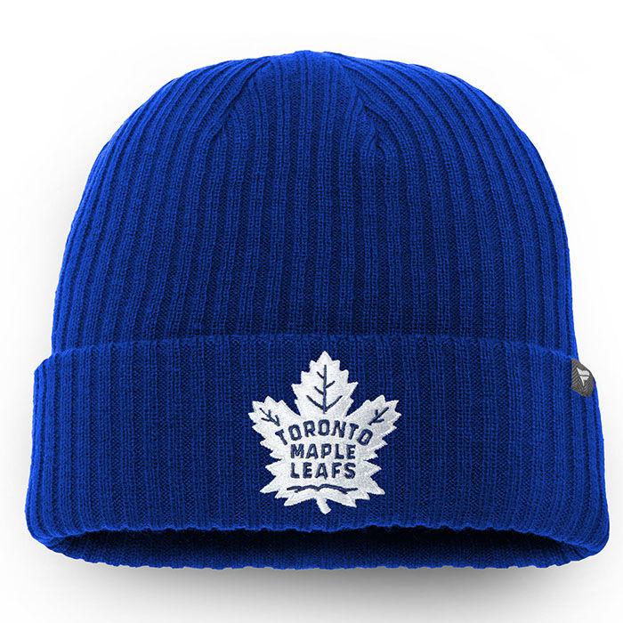 Tuque en tricot True Classic Maple Leafs de Toronto pour hommes