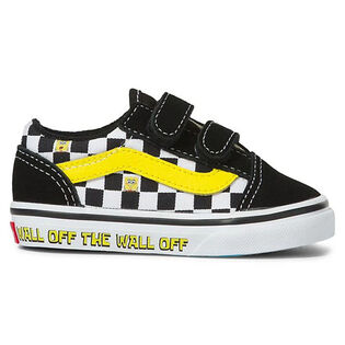 Chaussures SpongeBob Old Skool V pour bébés [6-10]