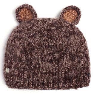 Junior Girls' Animal Ears Hat