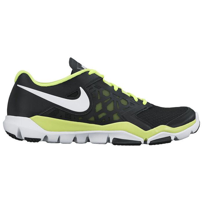 34f274a2c79f Men s Flex Supreme TR 4 Training Shoe  Black Volt