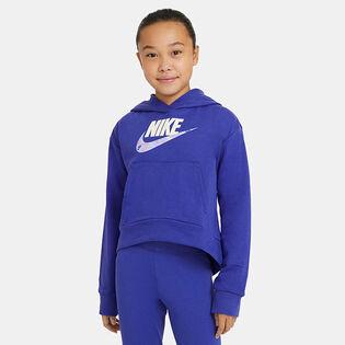 Junior Girls' [7-16] Sportswear Club Hoodie
