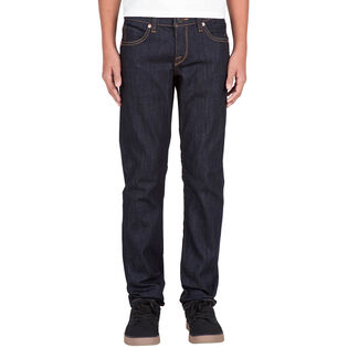 Junior Boys' [8-14] Solver Tapered Jean