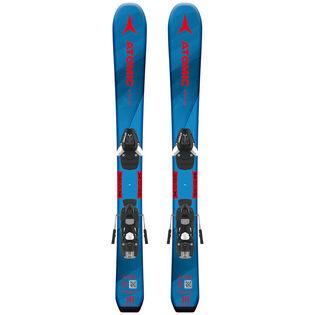 Juniors' Vantage Jr 70-90 Ski + C5 Binding [2019]