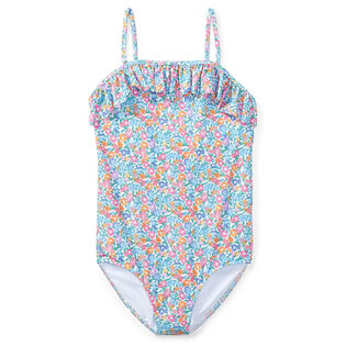 Junior Girls' [7-16] Floral One-Piece Swimsuit