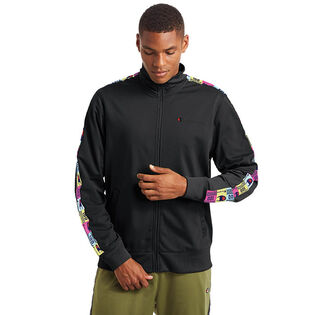 Men's Jock Tag Taping Track Jacket