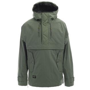 Men's Scout Side Zip Anorak Jacket