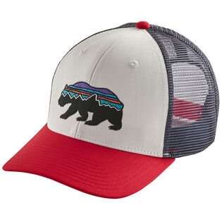 Men's Fitz Roy Bear Trucker Hat