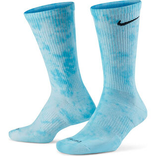 Unisex Everyday Plush Cushioned Crew Sock (2 Pack)